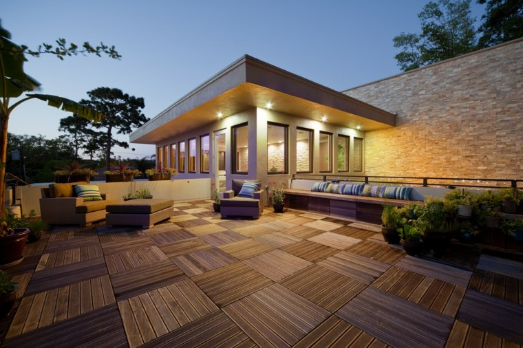 21 Beautiful Terrace Garden Images You should Look for ... on Terrace Patio Ideas id=95630
