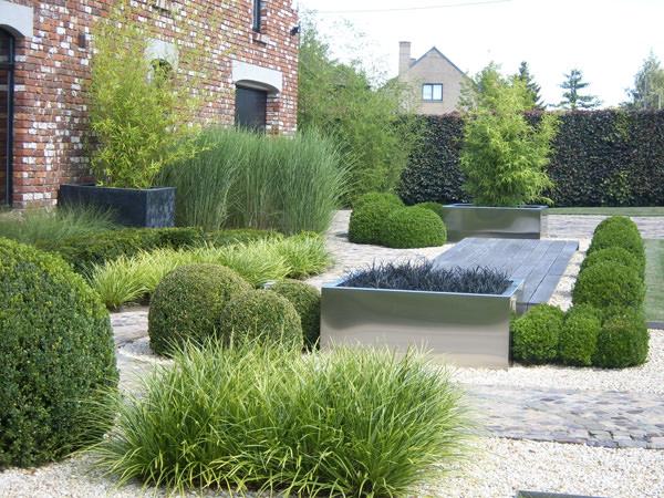 5 Essential Contemporary Garden Design Ideas | Balcony ... on Modern Patio Design Ideas id=64283