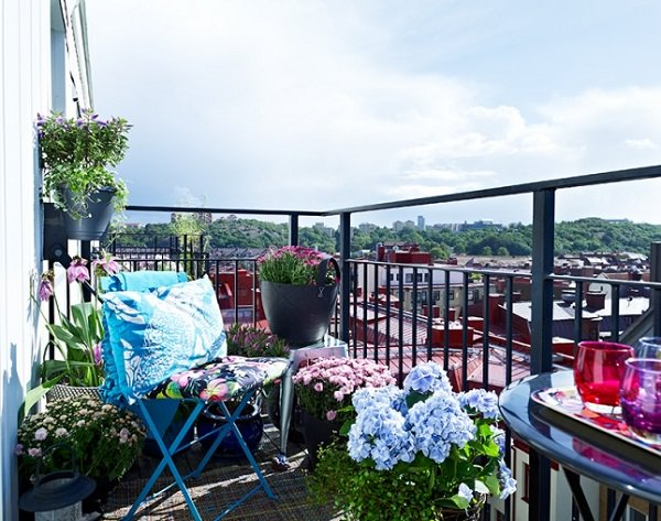 11 Small Apartment Balcony Ideas with Pictures   Balcony ...
