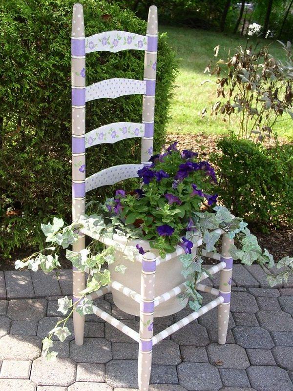 Chair Planter (9)