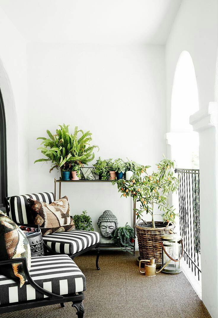 Balcony Wall Designs | 7 Balcony Interior Pictures for ... on Backyard Balcony Ideas id=11169