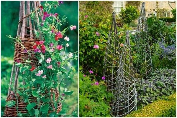17 Best Upcycled Trellis Ideas For Garden   Cool Trellis Designs For ...