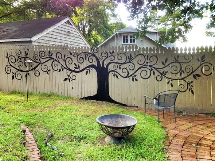 Beau Garden Fence Ideas 2