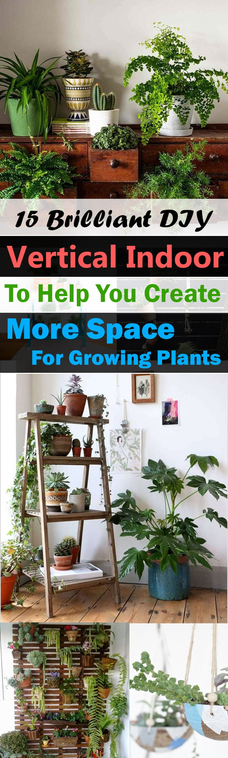 Indoor Gardening Can Be A Challenge If Youu0027re Short Of Space. And,