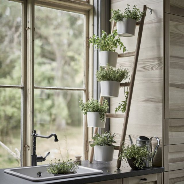Image Result For Herb Garden Plant Stand