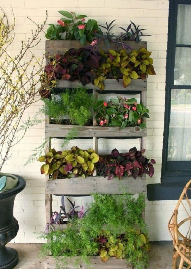 Creative Ideas For Balcony Garden Containers Balcony