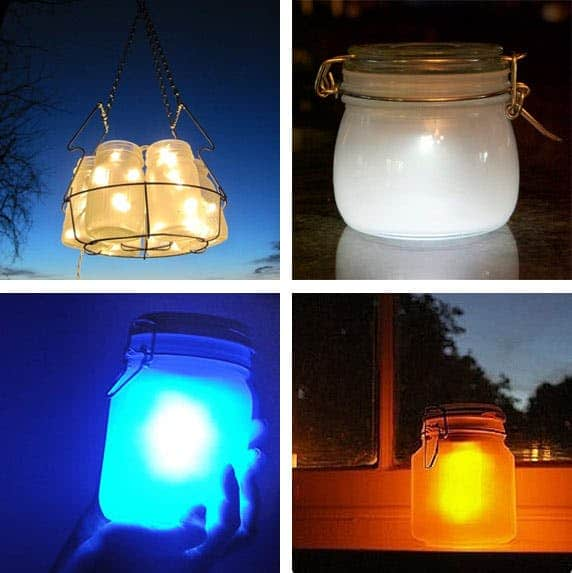 Apartment Finder No Credit Check: 28 Cheap & Easy DIY Solar Light Projects For Home & Garden