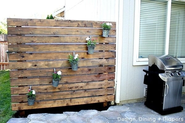 26 Diy Garden Privacy Ideas That Are Affordable