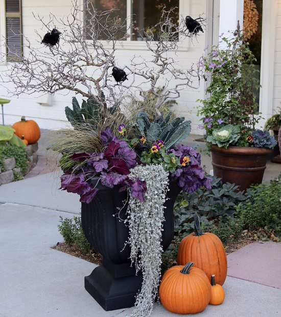 Diy Balcony Garden Ideas: 19 Fascinating DIY Fall Garden Ideas