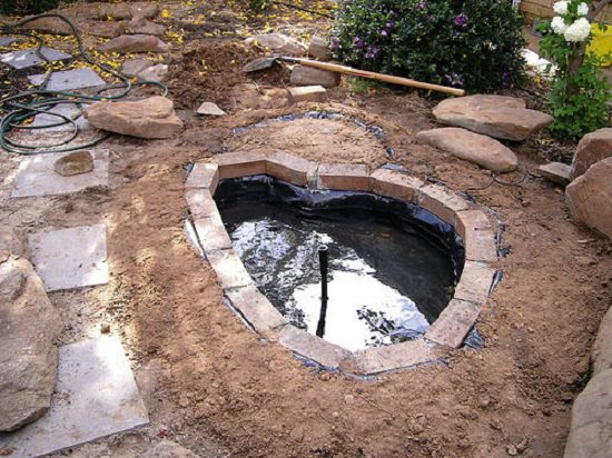 21 Diy Water Pond Ideas Diy Water Gardens For Backyards