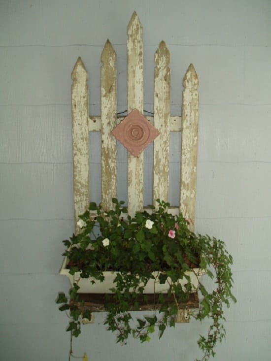 Balcony Garden Box Diy