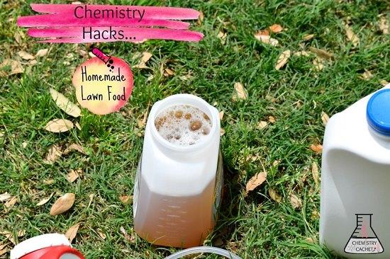 Homemade Liquid Fertilizer