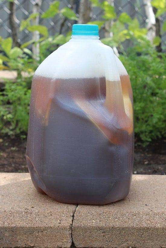 some of the best Homemade Liquid Fertilizer