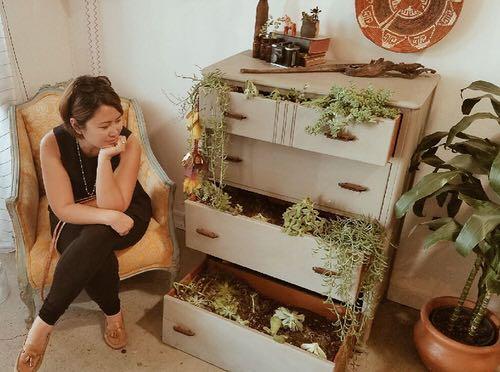 Furniture Garden Ideas 5