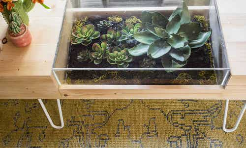 Furniture Garden Ideas 10