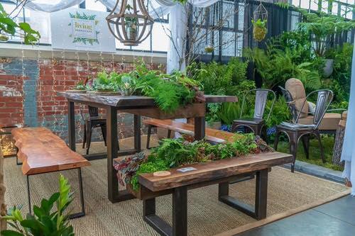 Furniture Garden Ideas 3
