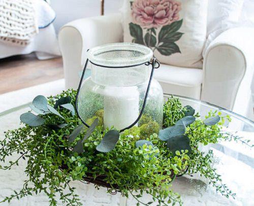 DIY Tabletop Centerpiece Ideas for Gardeners 8