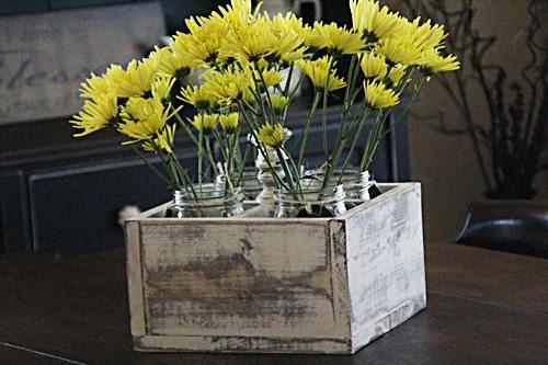 DIY Tabletop Centerpiece Ideas for Gardeners