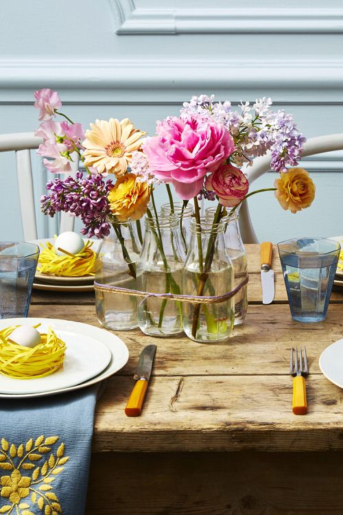 DIY Tabletop Centerpiece Ideas for Gardeners 2