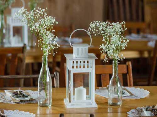 DIY Tabletop Centerpiece Ideas for Gardeners 5